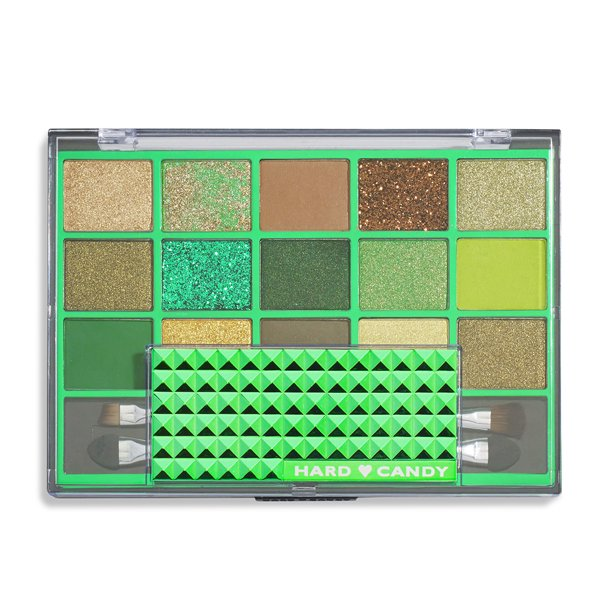 Hard Candy - Hard Candy Look Pro! Eyeshadow Palette, Smoke Out .69oz