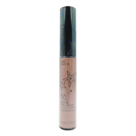 The Body Shop - Metal Lip Liquid, Rose Gold
