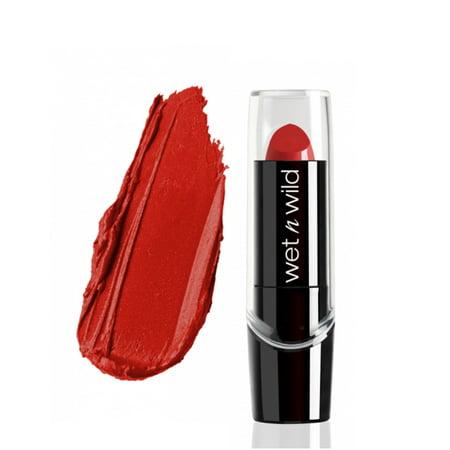 Wet n Wild - (3 Pack) WET N WILD Silk Finish Lipstick - Raging Red