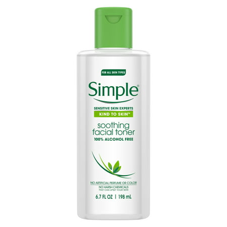Simple - Simple Kind to Skin Facial Toner Soothing 6.7 oz
