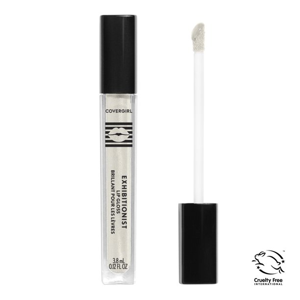 Covergirl - Exhibitionist Lip Gloss, Ghosted