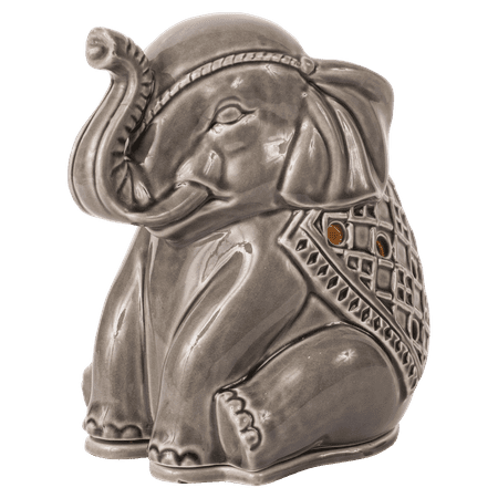 Better Homes & Gardens - Better Homes & Gardens Elephant Full-Size Scented Wax Warmer