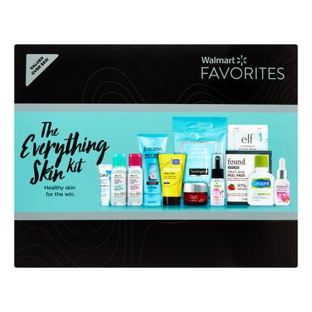 Walmart - The Everything Skin Kit