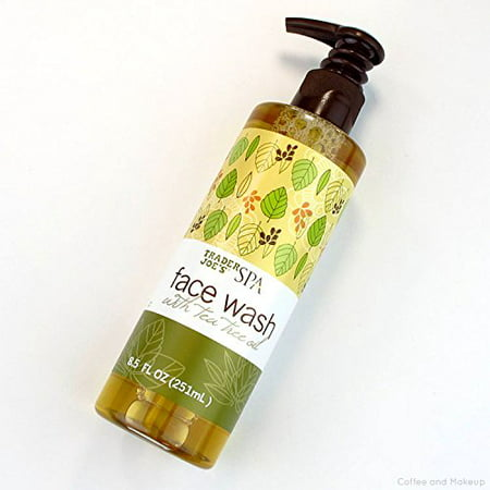 Trader Joe's - Tea Tree Oil Face Wash