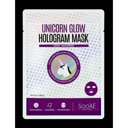 Soo'AE - SooAE Unicorn Glow Hologram Mask