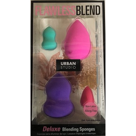 Urban Studio Flawless Blend Deluxe Blending Sponges