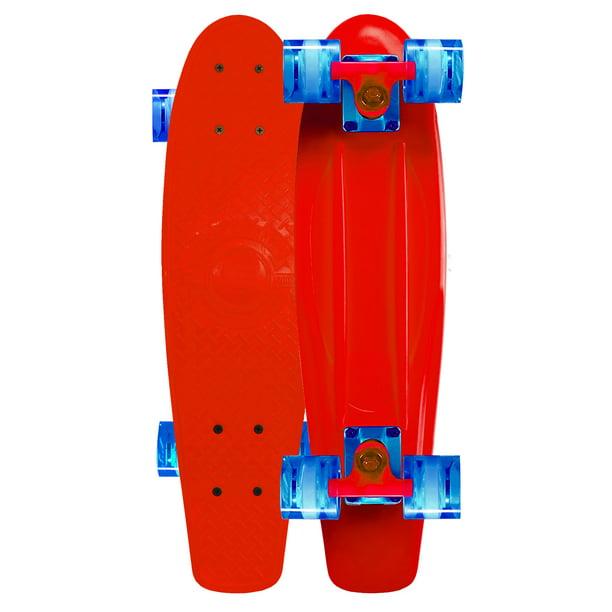 """Madd Gear - 22"""" Retro Board - Red/Blue New"""