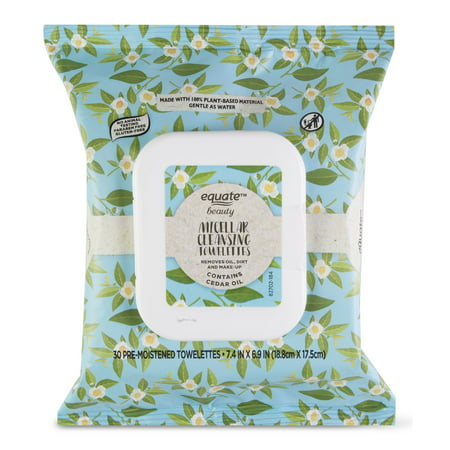 Equate - Micellar Makeup Remover Wipes