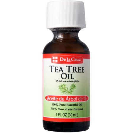 De La Cruz De La Cruz Tea Tree Oil 1 oz