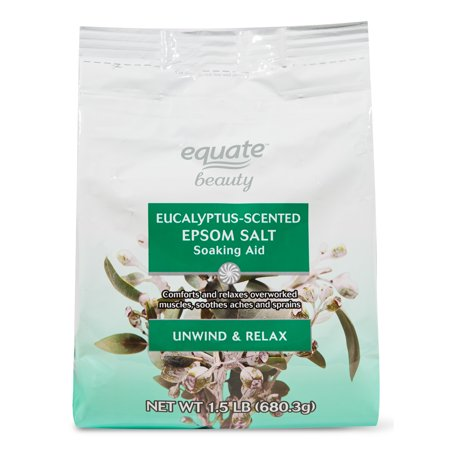 Equate Beauty - Eucalyptus-Scented Epsom Salt Soaking Aid