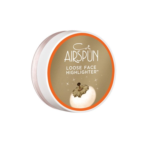 Airspun - Coty Airspun Loose Face Highlighter, Snow Much Ice