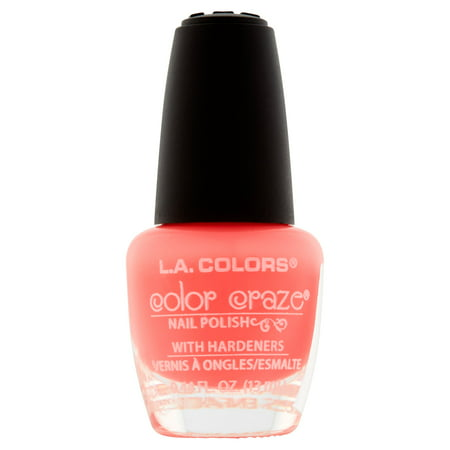 L.A. Colors Color Craze Frill Nail Polish