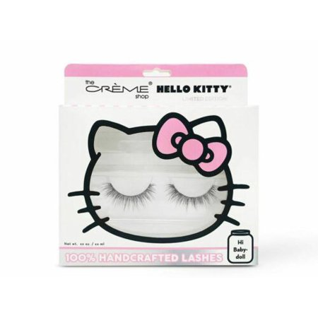 Walmart.com - Hello Kitty 100% Handcrafted Lashes (Hi Baby Doll) - Walmart.com