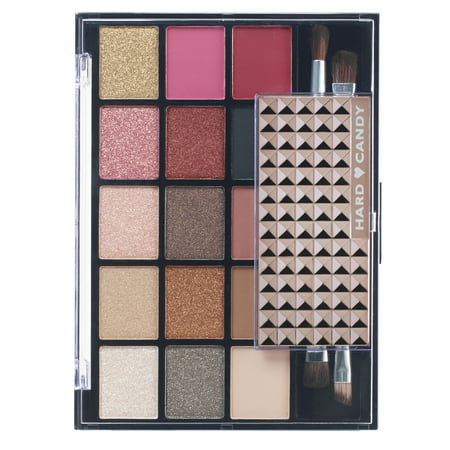 Hard Candy - Look Pro Eye Palette, Rosegold