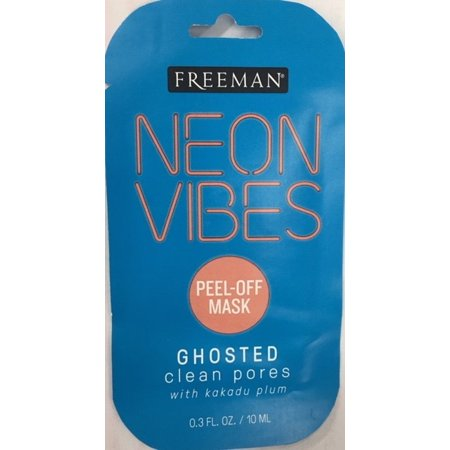 Freeman - Neon Vibes Mask, Ghosted