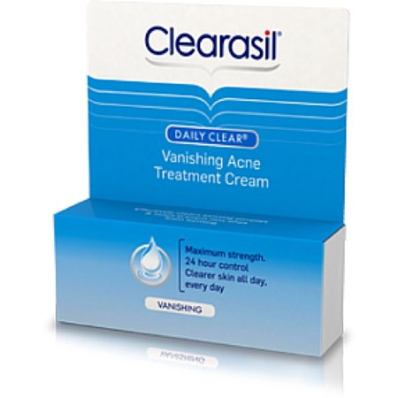 Clearasil Clearasil Stayclear Vanishing Acne Treatment Cream 1 oz (Pack of 2)