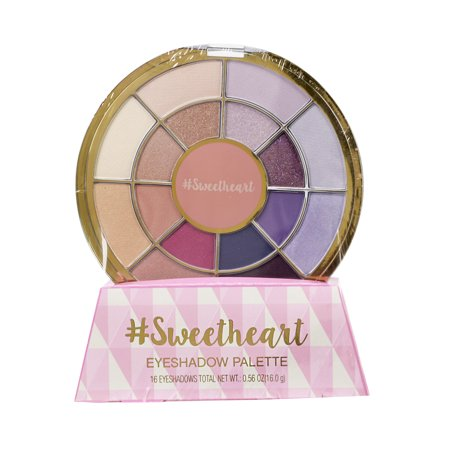 Walmart.com - The Color Workshop Cw Sweetheart Shadow Palette $4.88 - Walmart.com