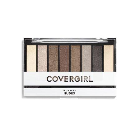 COVERGIRL - COVERGIRL TruNaked Eyeshadow Palette, 805 Nudes