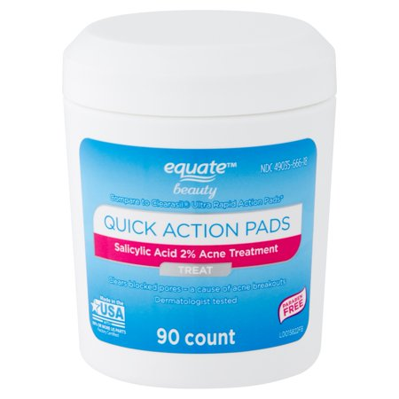 Equate Beauty - Quick Action Pads