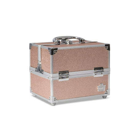 Caboodles - Caboodles Four Tray Train Case