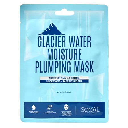 SooAE - Glacier Water Moisture Plumping Mask