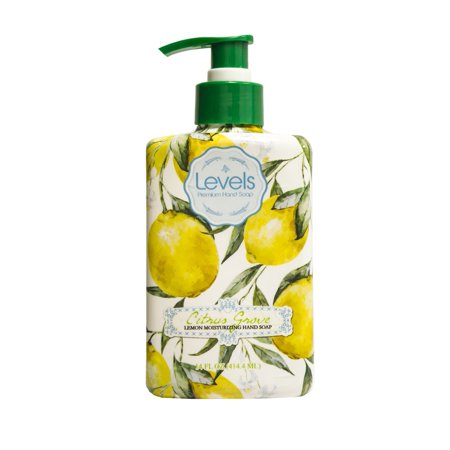 Levels - Liquid Moisturizing Hand Soap, Citrus Grove