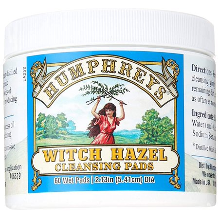 Humphrey's - Witch Hazel Cleansing Pads