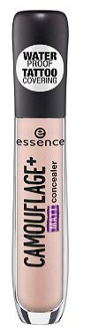 Essence Camouflage - Essence Camouflage + Matt Concealer Light Ivory, pack of 1