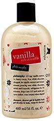 Philosophy - Vanilla Velvet Truffle Shampoo, Shower Gel & Bubble Bath