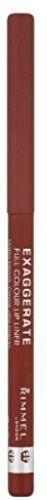 Rimmel - Rimmel Exaggerate Lip Liner, Addiction 0.008 oz (Pack of 5)