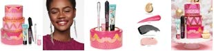 Benefit Cosmetics - 4-Pc. Limited Edition Triple Decker Decadence Gift Set. A $89 Value!