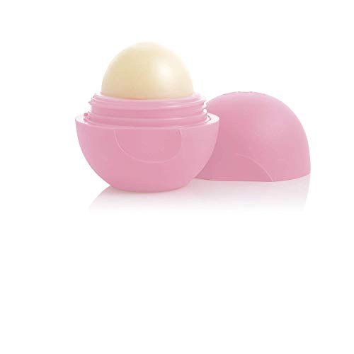 eos - EOS Strawberry Sorbet Organic Lip Balm Sphere, 0.25 Ounce (Pack of 3)
