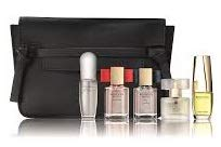 Estee Lauder - Estee Lauder 5-Piece Purse Spray Fragrance Collection for Women (Pleasures, Modern Muse Le Rouge, Modern Muse, Pure White Linen, Beautiful + Cosmetic Bag)