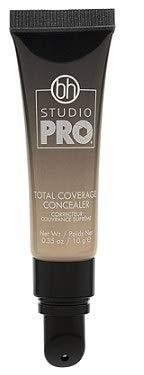 BHCosmetics - BH Cosmetics Studio Pro Total Coverage Concealer medium with neutral, 0.35oz, pack of 1
