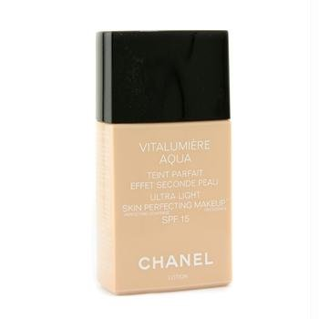 Chanel - Vitalumiere Aqua Ultra Light Skin Perfecting Makeup SPF15
