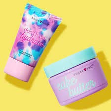 Tarte - Tarte sugar rush but first, hydrate skincare set moisturizer and Body Butter Limited Edition