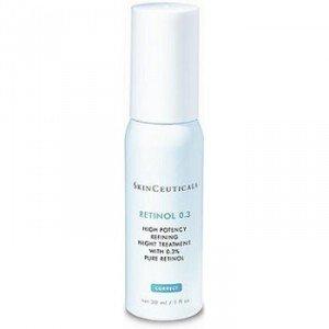 SkinCeuticals - SkinCeuticals Retinol 0.3% Night Refining Treatment 1 oz/30 ml.