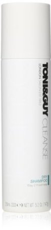 Toni & Guy Toni&Guy Cleanse Dry Shampoo, 5.2 Fluid Ounce
