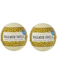 Fizz and Bubble - Bath Fizzy, Sandalwood Vanilla