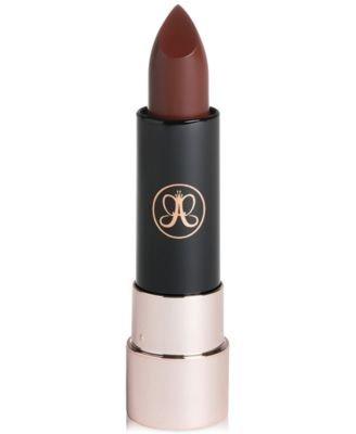 Anastasia Beverly Hills Matte Lipstick - Brandy - Crimson Brown