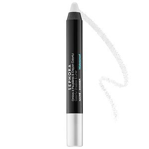 Sephora - Colorful Shadow & Liner, White