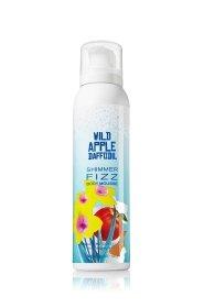 Bath & Body Works - Bath and Body Works Wild Apple Daffodil Shimmer Fizz Body Mousse 3.5 oz.