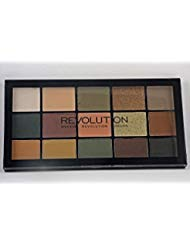 Makeup Revolution - Eyeshadow Palette, Reloaded Division