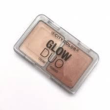 City Color - Cosmetics Glow Duo Cream + Powder Palette