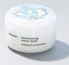 Glossier - Moisturizing Moon Mask
