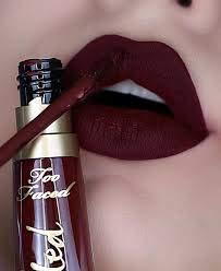 Too Faced - Melted Matte Long Wear Lipstick, Drop Dead Red