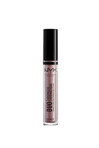 NYX Duo Chromatic Lip Gloss, The New Normal
