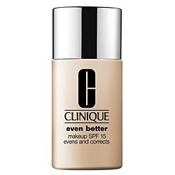 Clinique Even Better Makeup Broad Spectrum Spf15 Foundation