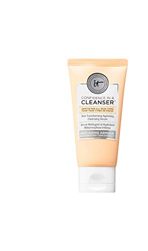 It Cosmetícs - It Cosmetícs Confidence in a Cleanser & Skin-Transforming Hydrating Cleansing Serum ~ Travel Size ~ 1.7 fl oz
