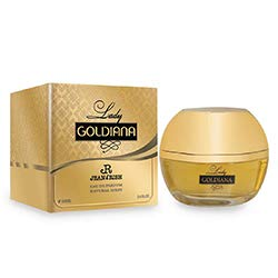 JEAN RISH - LADY GOLDIANA Designer Perfume for Women by JEAN RISH Eau De Parfum 3.4 Fl Oz 100 Ml Fragrance